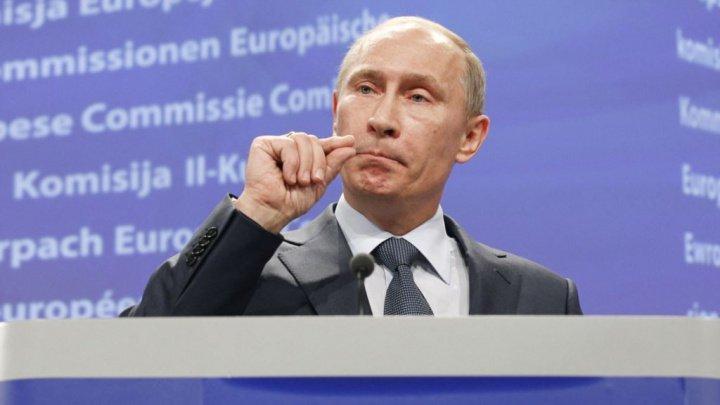 Прошла 14-я большая пресс-конференция президента России Владимира Путина