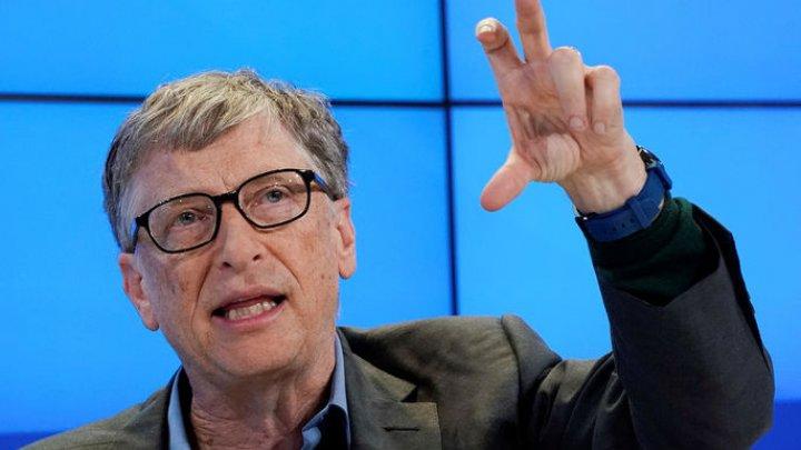 """Билла Гейтса """"подвинули"""" в рейтинге миллиардеров"""