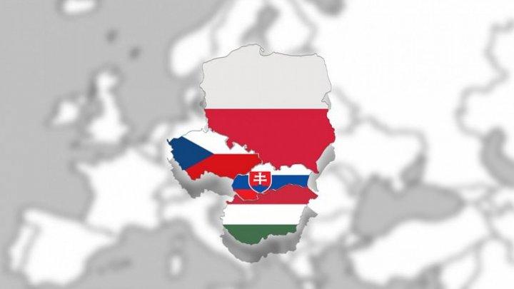 Польша, Венгрия, Чехия и Словакия приняли меры по противодействию миграционному кризису