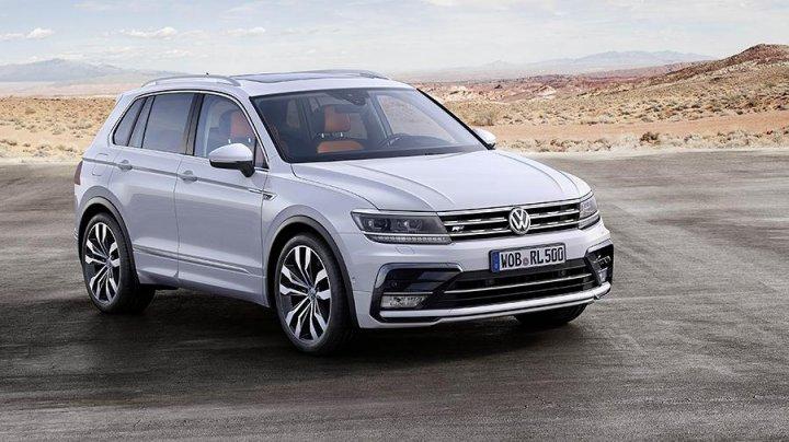 Volkswagen Tiguan получил новые опции