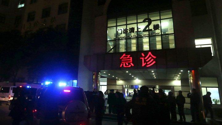 В Китае в результате резни в автобусе погибли 5 пассажиров