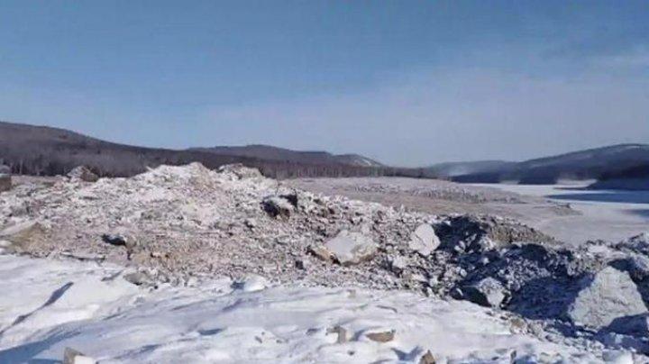 Метеорит ни при чем: сопка обвалилась из-за термической аномалии