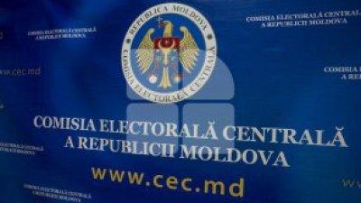 ПСРМ, ППДП и ПДС выдвинули своих кандидатов в ЦИК