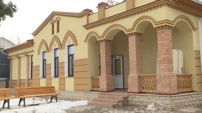 В центре Сорок восстановили старинный особняк