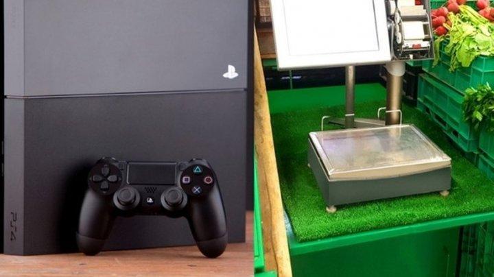 Француз купил PS4 за $10, приклеив ценник от фруктов