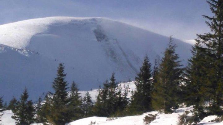 Спасатели предупредили о сходе лавин в Карпатах
