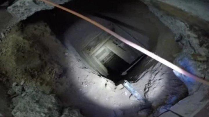 На границе США и Мексики нашли тоннель для наркотиков