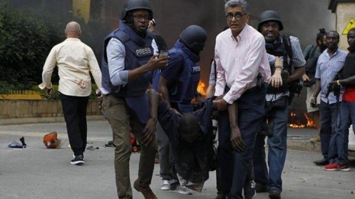 В Кении ликвидировали боевиков, захвативших отель