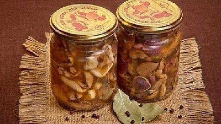 В Виннице семья из семи человек отравилась грибами