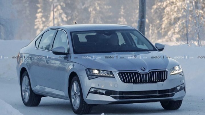 Дизайн новой Škoda Superb раскрыли до дебюта