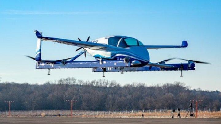 """Boeing провел испытания своего """"летающего такси"""""""