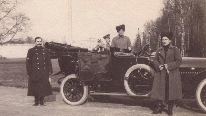 В России нашли тайник охранника Николая II