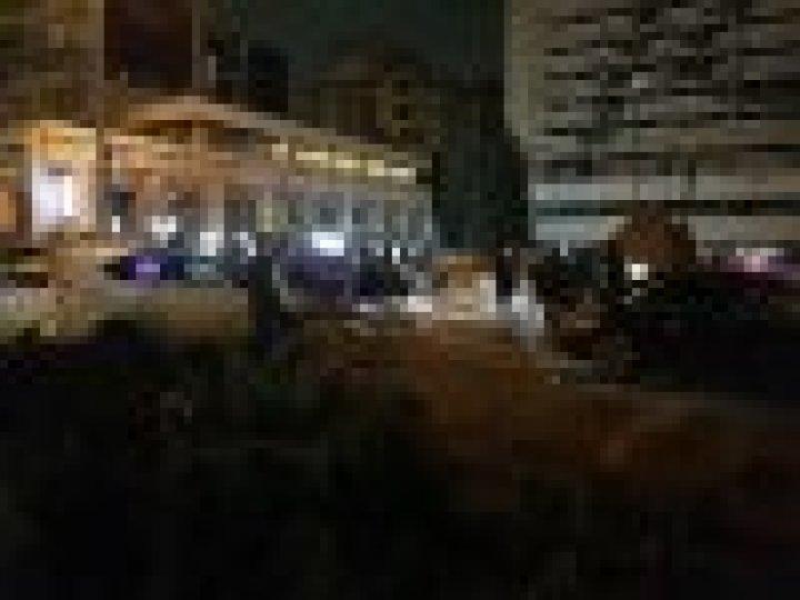 В центре города произошла авария с участием трех автомобилей из-за уснувшего водителя