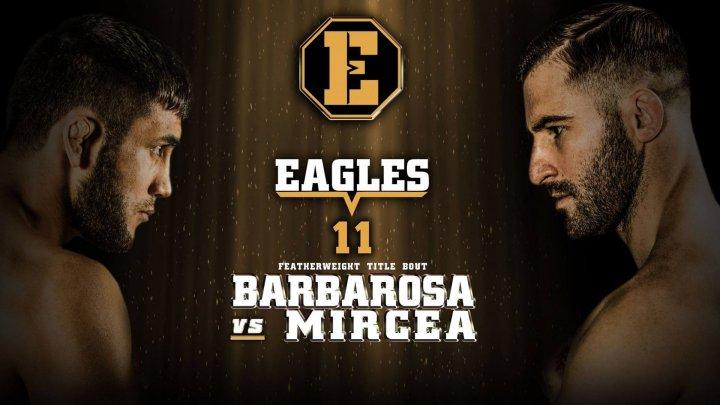 Барбэрошэ и Мирча проведут поединок на турнире Eagles Fighting Championship