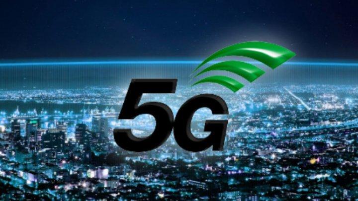 В Сеуле появился автобус с мобильной сетью 5G