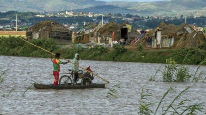 Наводнение на Мадагаскаре: погибли девять человек