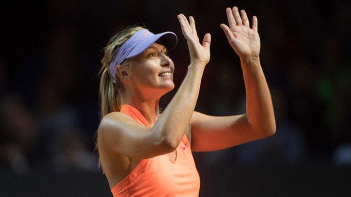 Мария Шарапова выступит на турнире в Санкт-Петербурге