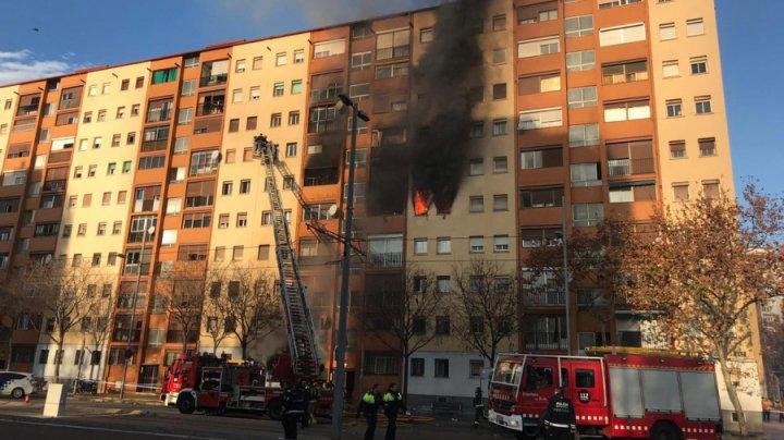 В Испании в результате пожара в жилом доме погибли 3 человека, 15 ранены