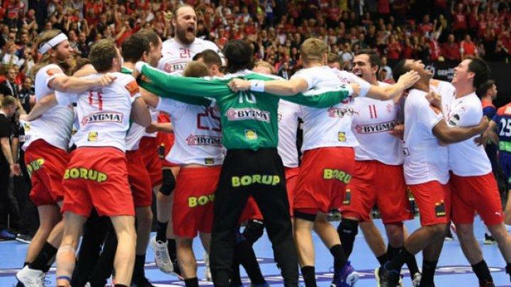 Сборная Дании впервые стала чемпионом мира по гандболу среди мужчин
