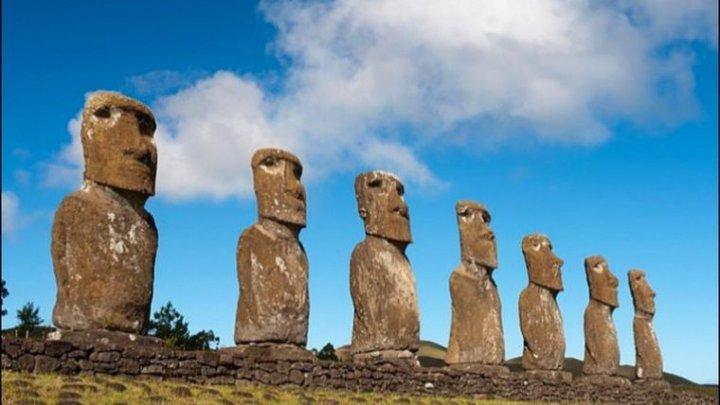 Раскрыта тайна статуй с острова Пасхи