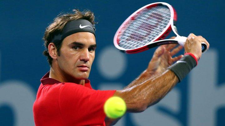 Швейцарский теннисист Роджер Федерер вышел в 1/8 финала турнира ATP в Дубае