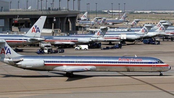 В самолете American Airlines из-за электронной сигареты произошел пожар