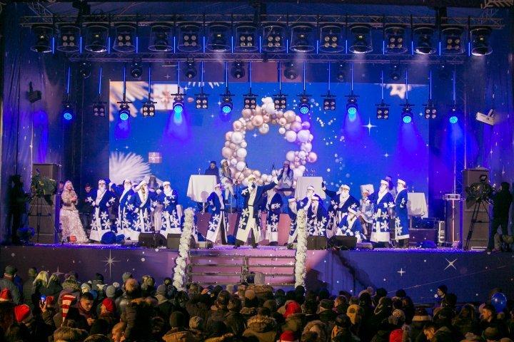 2019 год в Ниспоренах: яркое от салютов небо, отборная музыка и хорошее настроение (фото)