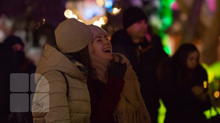 До новых встреч: прошло торжественное закрытие Рождественской ярмарки (фото)