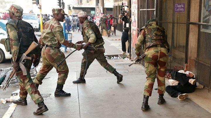 Власти Зимбабве отключили интернет из-за протестов