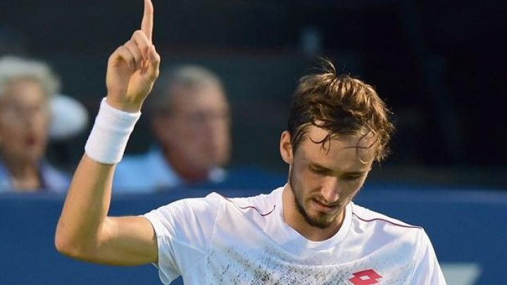 Теннисист Даниил Медведев уступил в финале турнира в Брисбене