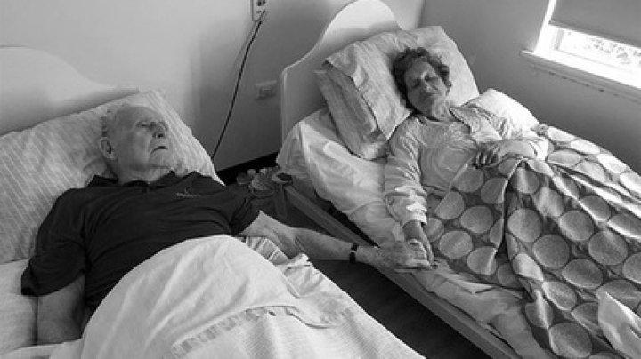 Прожившие вместе 70 лет супруги умерли в один день