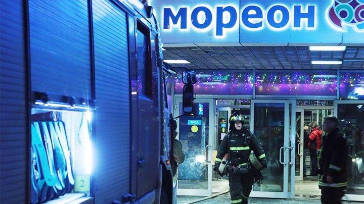 Из аквапарка в Москве были эвакуированы 85 человек