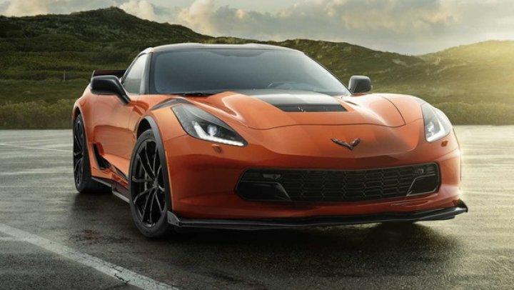 Chevrolet обновила спорткар C7 Corvette