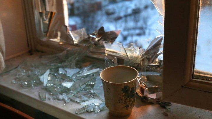 В жилом доме в украинском Мариуполе взорвалась граната: двое погибли