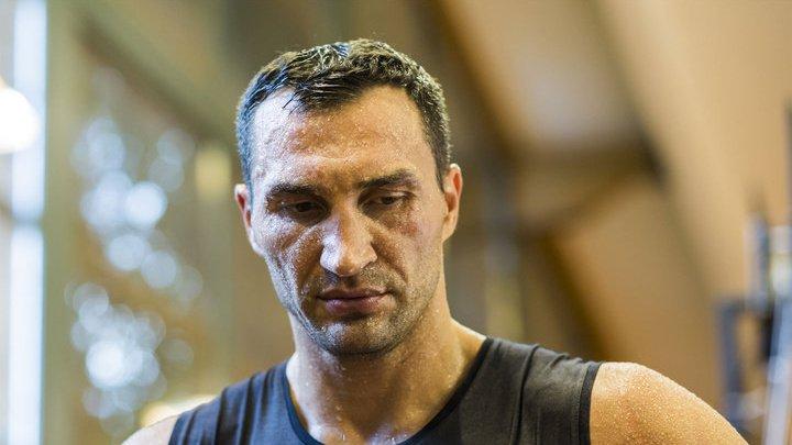 Экс-чемпион мира Владимир Кличко готов возобновить карьеру боксера