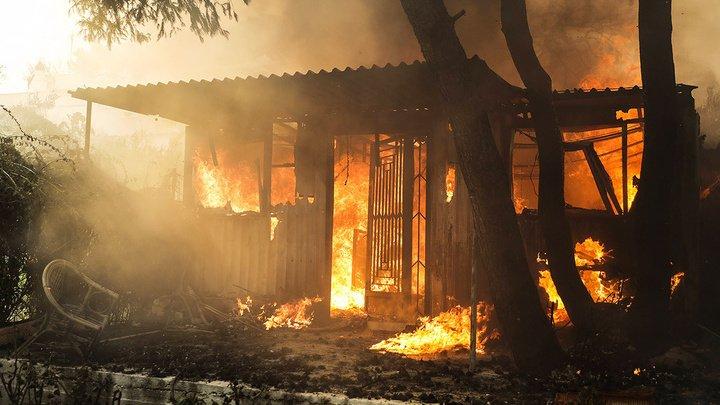 Жертвами пожара в Новгородской области стали 5 человек