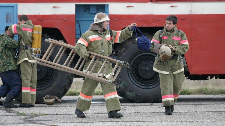 Пожар в Якутске: погиб человек