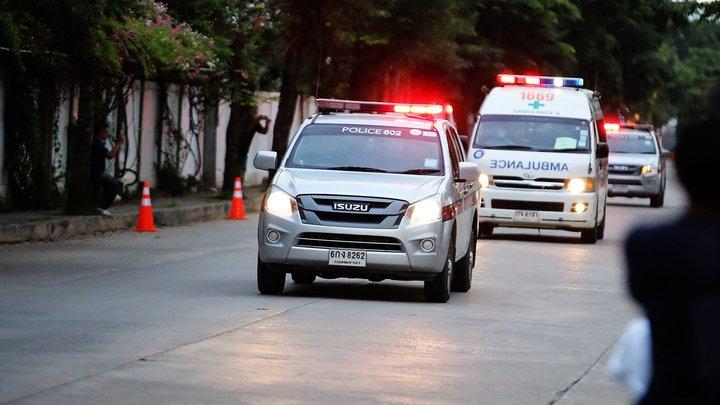 В Таиланде перевернулся туристический автобус: шестеро погибли