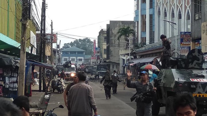 Взрывы в церкви на Филиппинах: погибли 27 человек