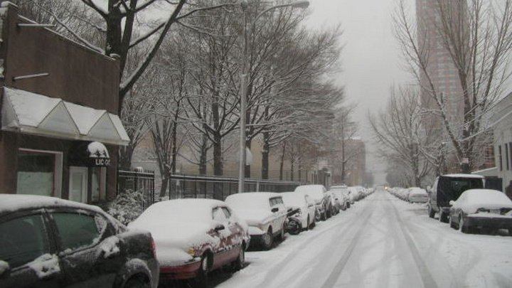 В Италии свыше 40 автомобилей столкнулись на трассе из-за ледяного дождя