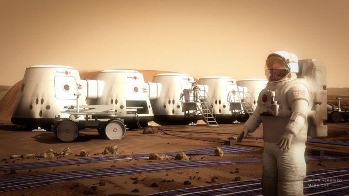 Проект по колонизации Марса обанкротился