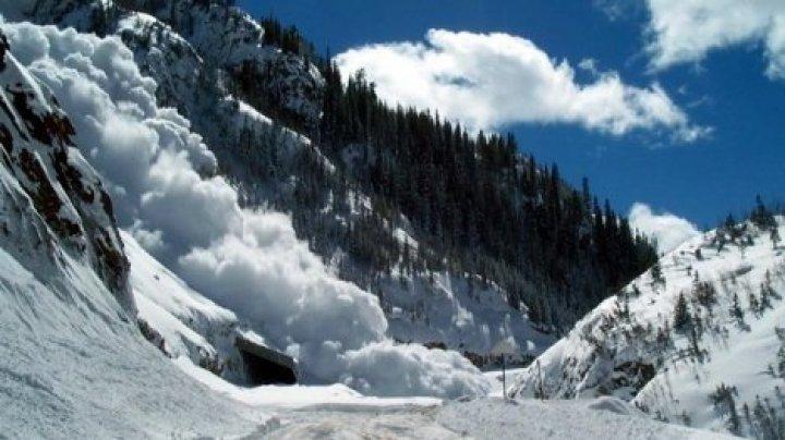 В Карпатах сошли две лавины