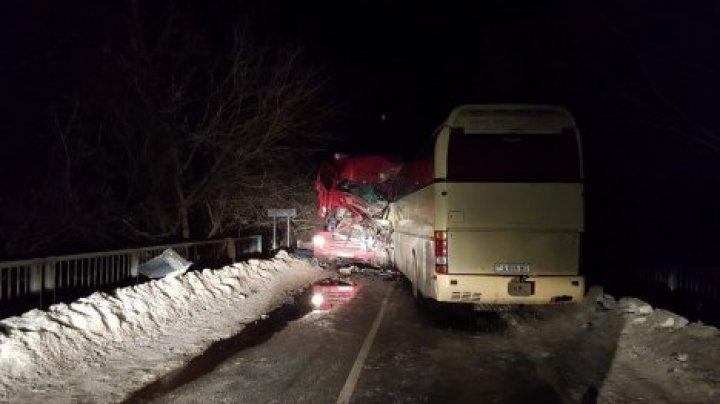 В Украине в результате ДТП погибли два гражданина Молдовы