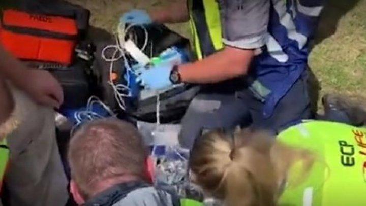 Новорожденный ребенок несколько часов пролежал в канализации и чудом выжил