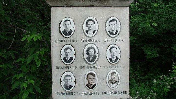 Прокуратура имеет 75 версий гибели тургруппы на перевале Дятлова
