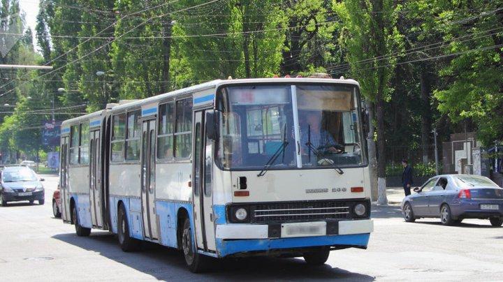 Столичный автобус №19 меняет маршрут