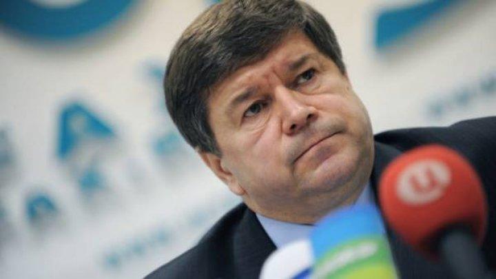 Правительство Молдовы отзывает посла РМ в России Андрея Негуца
