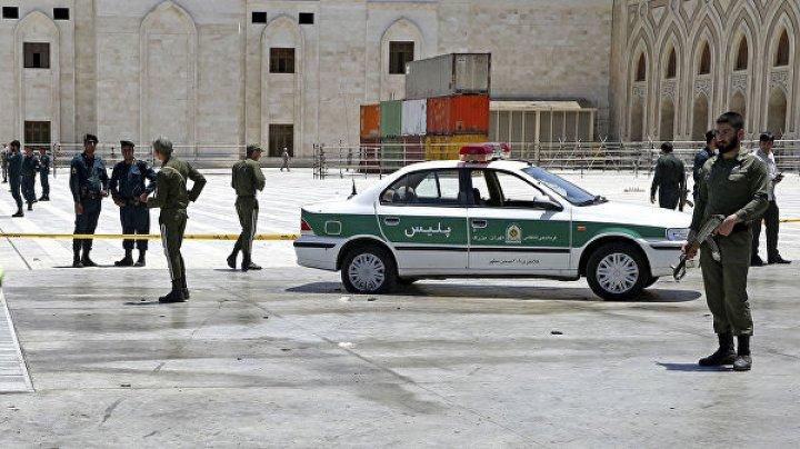 В Иране при взрыве погибли более двадцати военных