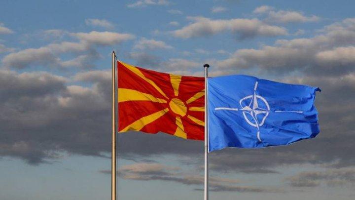 Названа дата подписания НАТО протокола с Северной Македонией