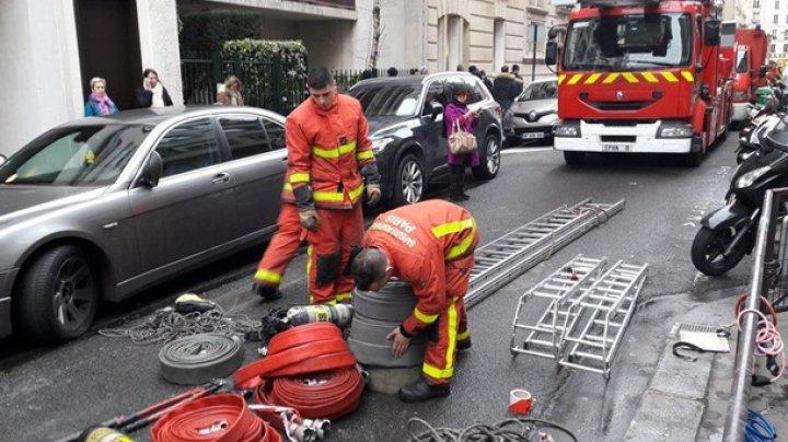 Пожар в Париже: число погибших возросло